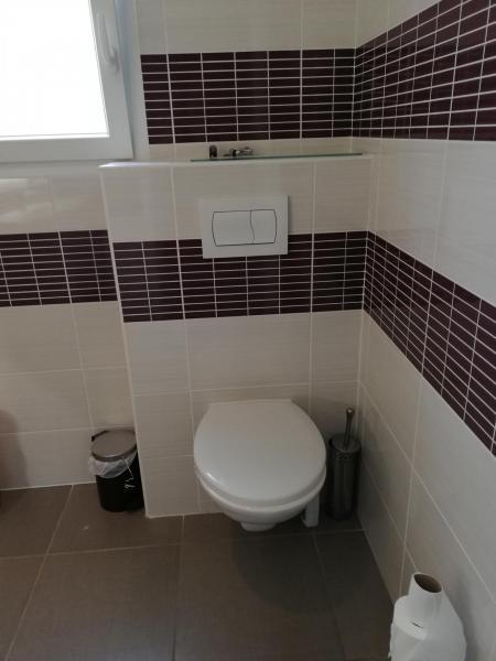 WC Chambre Mauve